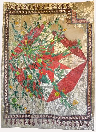 """Paula Wilson art mosaic"""